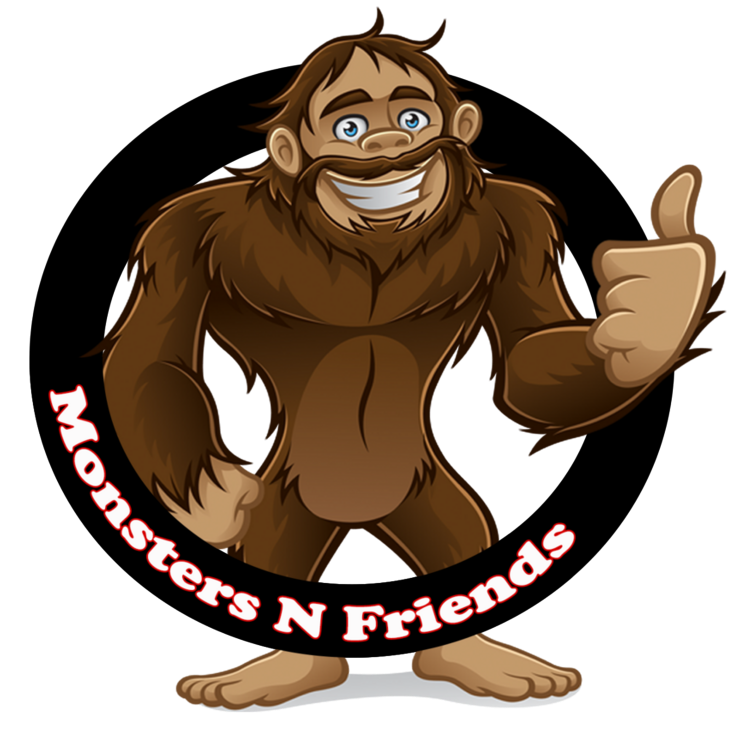 The Monsters N Friends Podcast